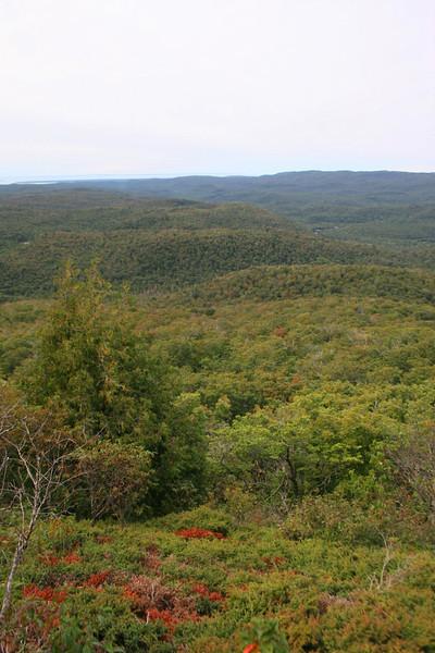 Batchawana Mountain - 2,142'