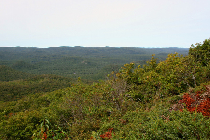 Batchawana Mountain 'Trail' -- 2,100'