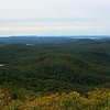 Another panorama of the view west to Lake Superior from the summit of Batchawana...