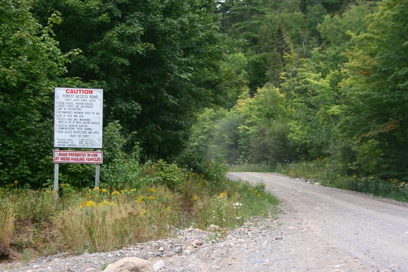 Mile 38 Road -- 650'