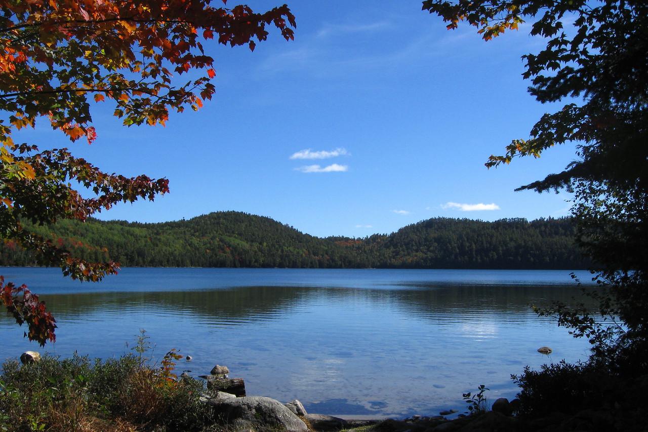 Cobre Lake Trailhead