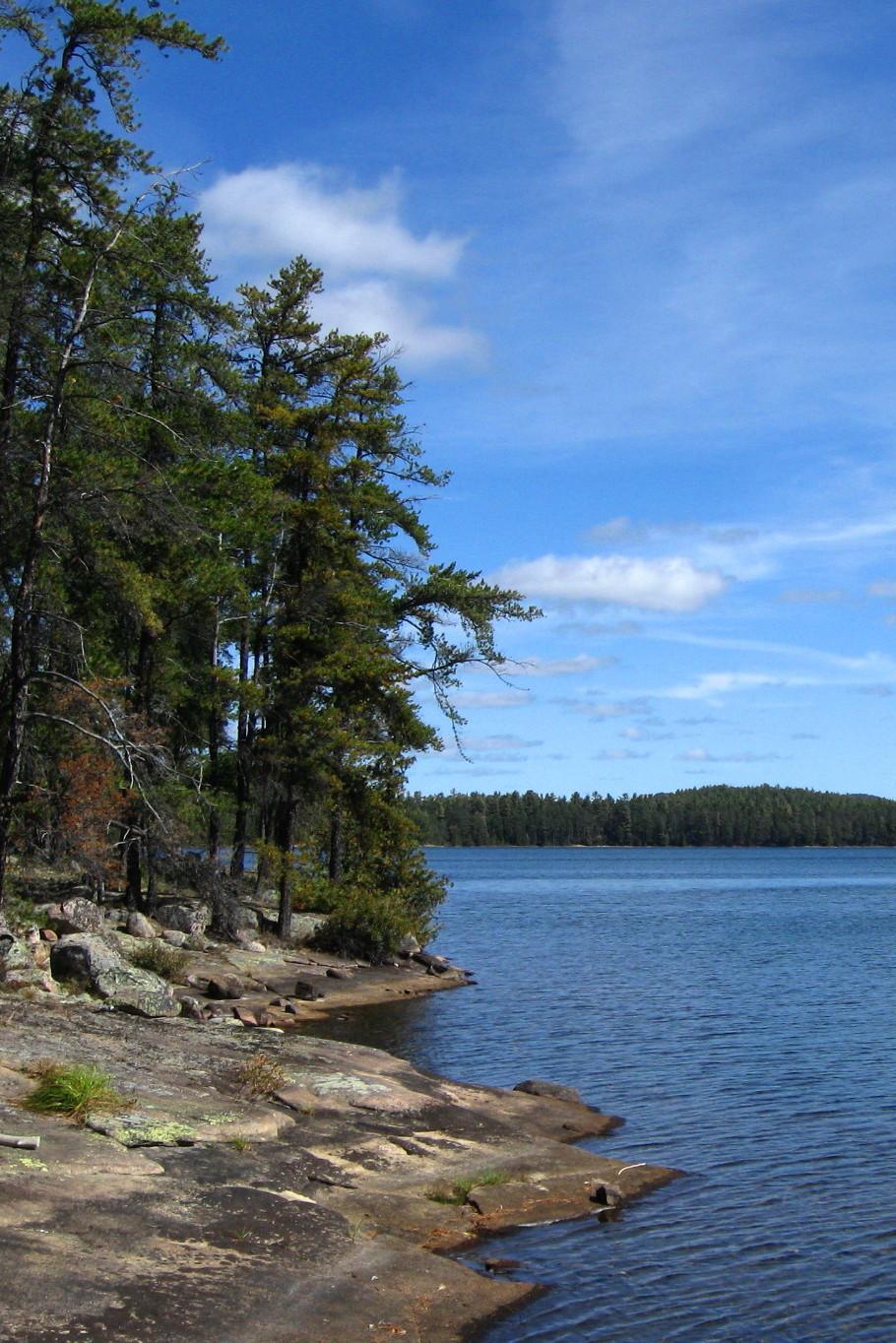Tenfish Lake