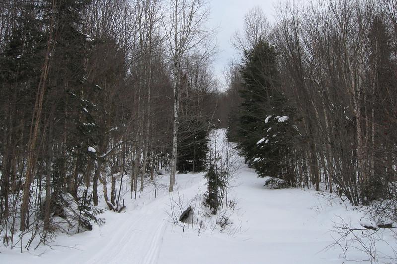Mile 38 Road -- 1,240'