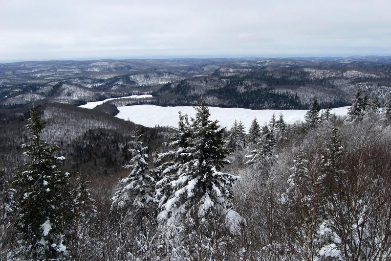 Griffin Lake Peak, ON (12-16-10)