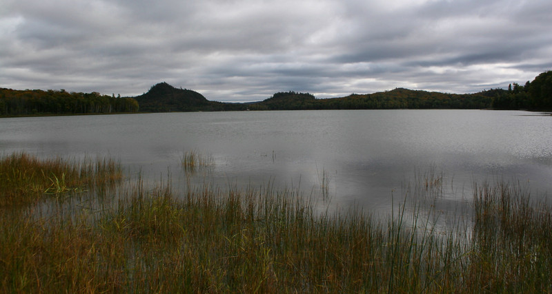 Tilley Lakes -- 860'