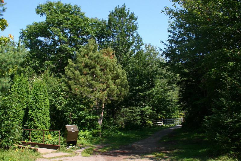 Kinsman Park Trailhead