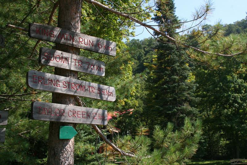 Roth Trail -- 890'
