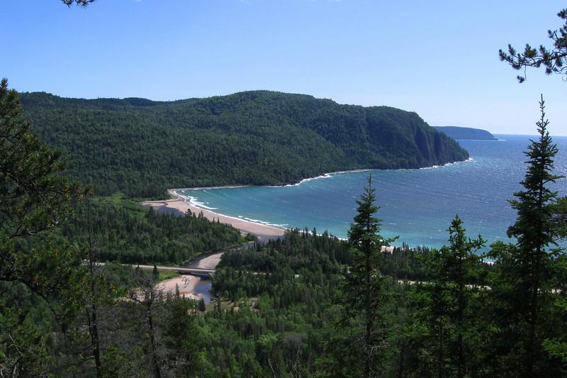 Lake Superior Provincial Park -- Nokomis Trail, ON (6-29-10)