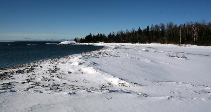 Baldhead Beach