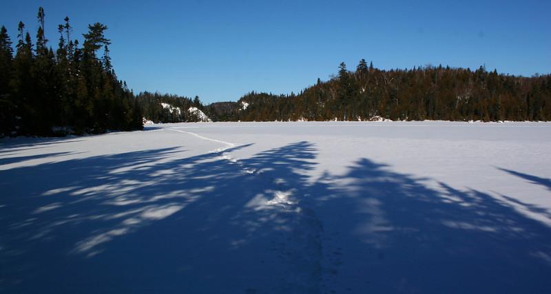 Orphan Lake 'Shortcut'