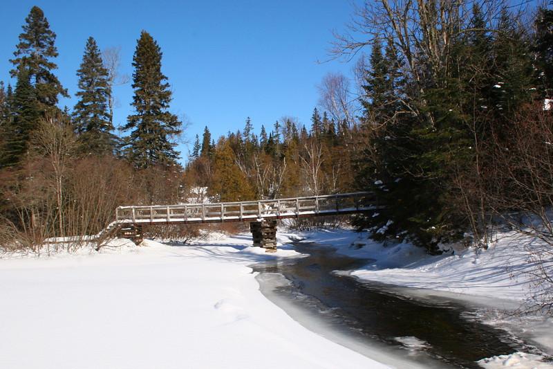 Baldhead River