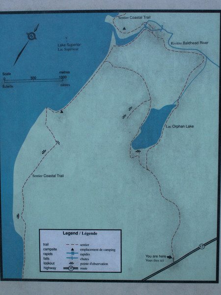 Orphan Lake Trailhead