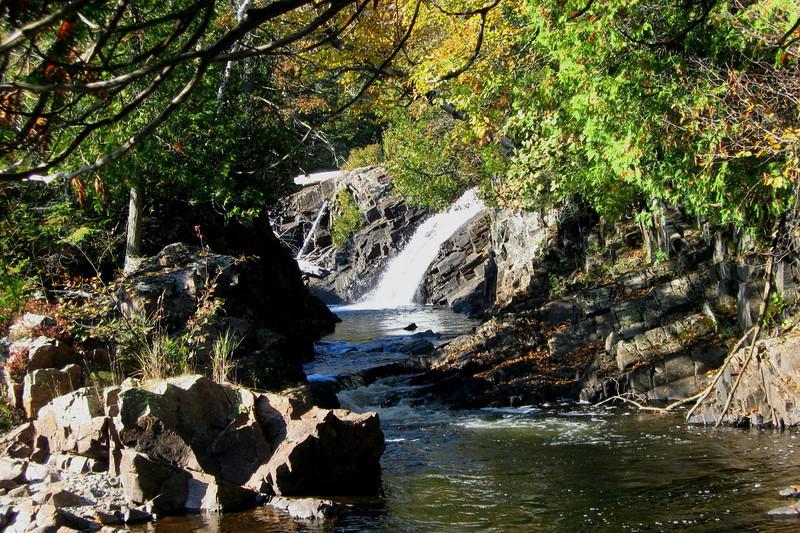 Baldhead River Cascades
