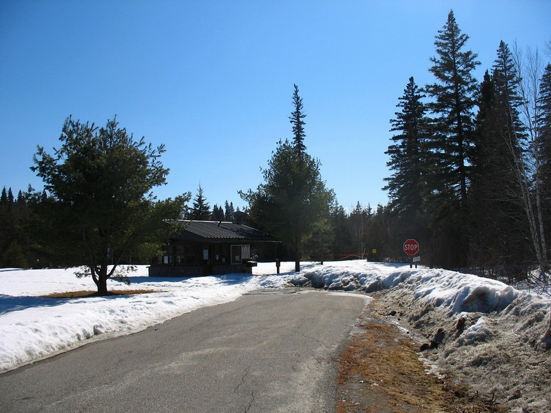 Peat Mountain Trailhead