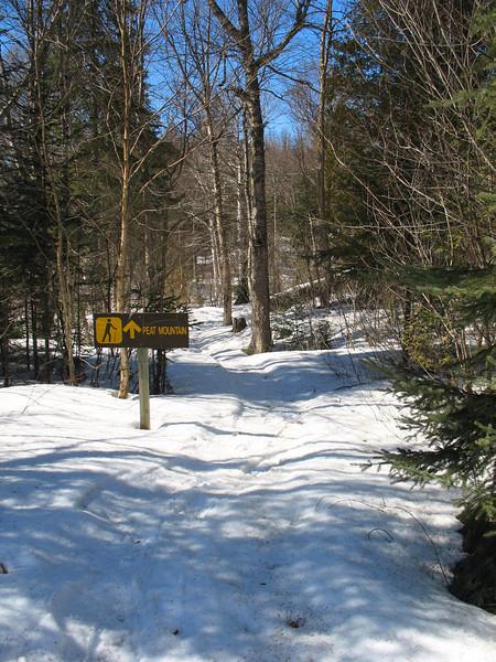Peat Mountain Trail