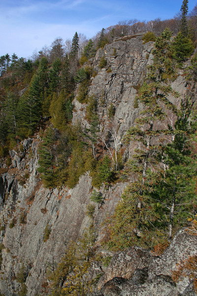 Robertson Lake Cliffs