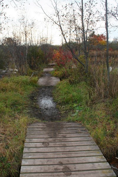 Fishermans spur trail