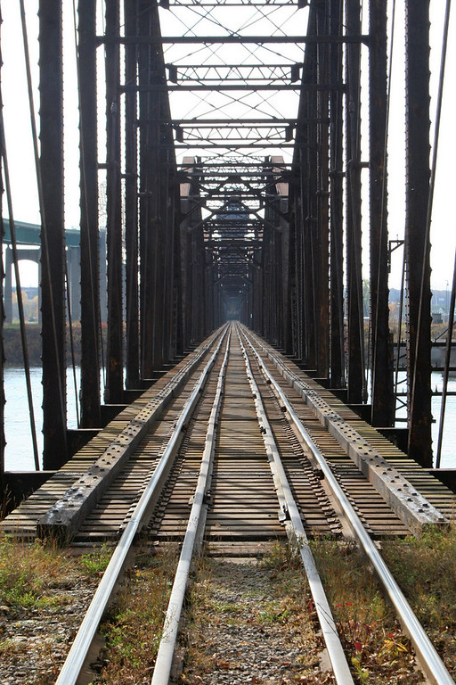 International Rail Bridge
