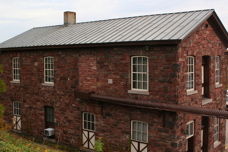 Stores & Blacksmith Building