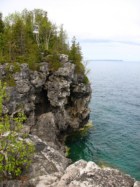 Bruce Trail - The Grotto