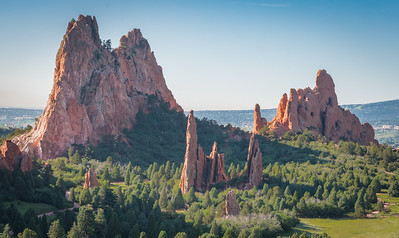 Garden of the Gods - Central Garden