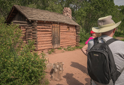 Early Settler's Cabin