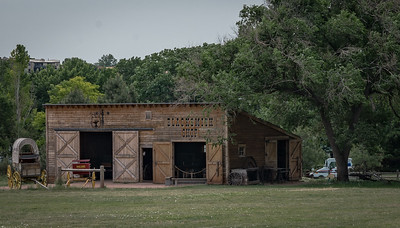 Rock Ledge Ranch - Blacksmith Shop