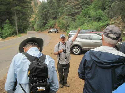 _6204 1July2014 Mt Cutler Trail, Hail & Welcome Walkers!