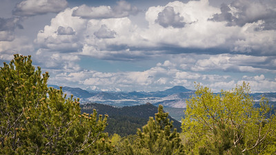 Mueller State Park -06-01-17 View from Visitor's Center-08007