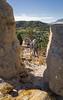 Pulpit Rock-Hikers Framed Again-04113