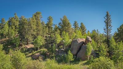 Rainbow Gulch 6-21-17 Gorgeous Rock Formations-08489