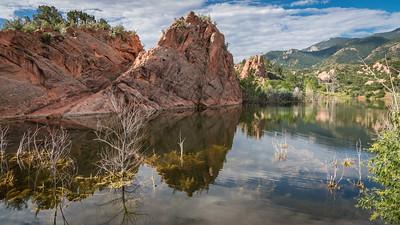 Red Rock Canyon Open Space - Bock Lake