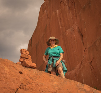 Red Rock Canyon Open Space - Sheila Made It.