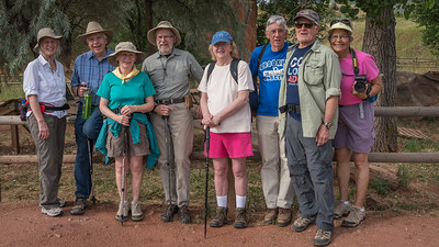 """Red Rock Canyon Open Space - """"The Group"""""""