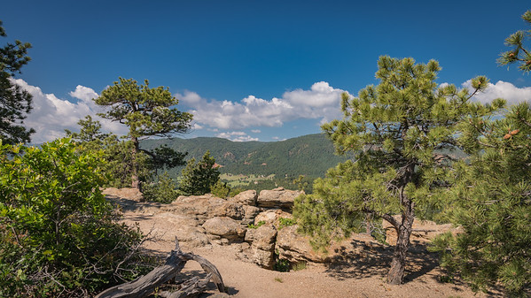 Spruce Mountain - Pre Hike-On the Mesa-08616