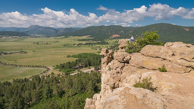Spruce Mountain - Pre Hike-Toward Windy Point-08619