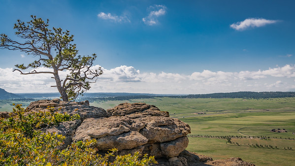 Spruce Mountain - Pre Hike-On the Mesa-08618