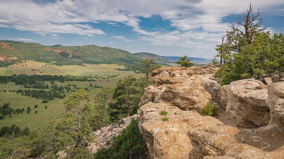 Spruce Mountain - View from Windy Point-08703