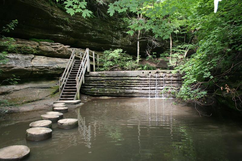 Upper Dells Trail