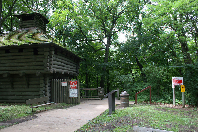 The Fort Trailhead
