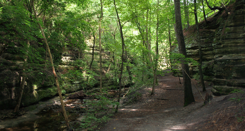 Upper Dells Trail