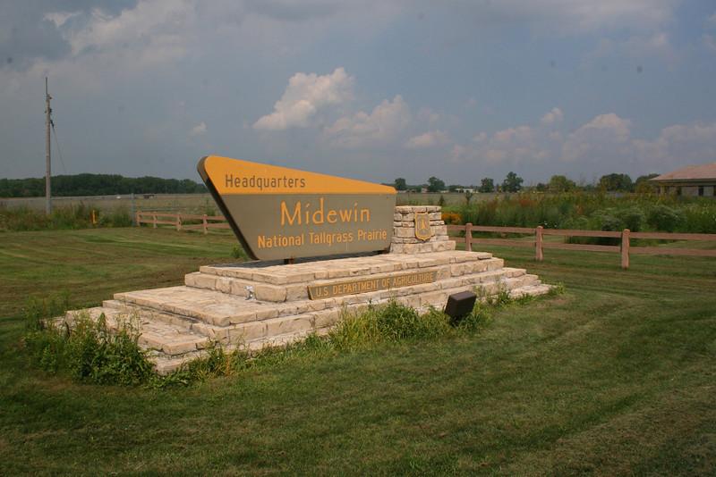 Midewin National Tallgrass Prairie Headquarters
