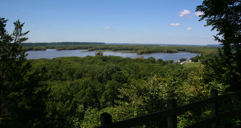 Mississippi Palisades - Louis Point