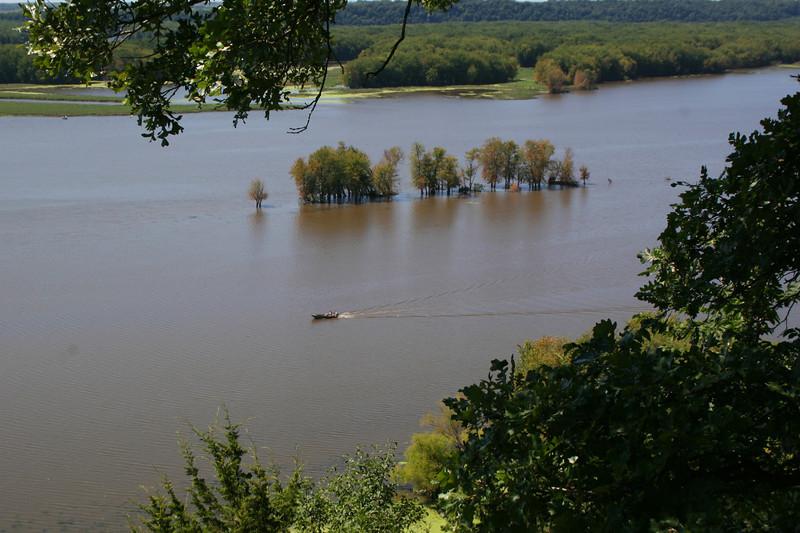 Mississippi Palisades - Oak Point