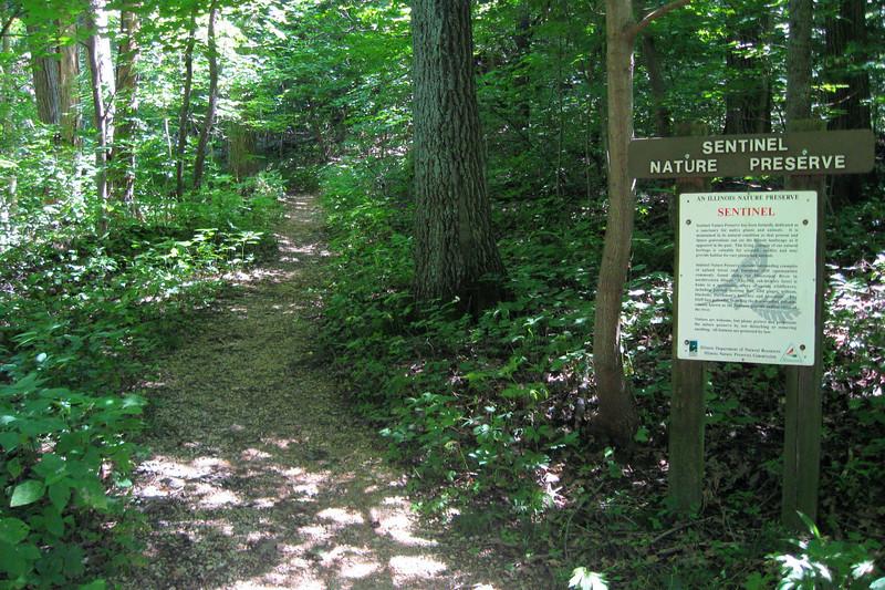 Sentinel Trail
