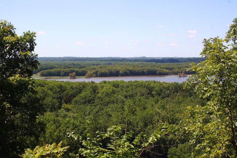 Mississippi Palisades - Ozzie's View