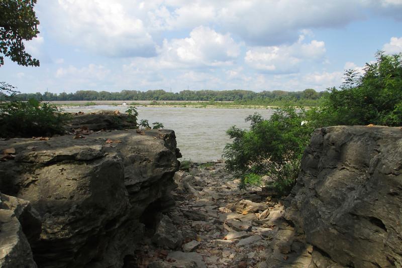 River Spur Path