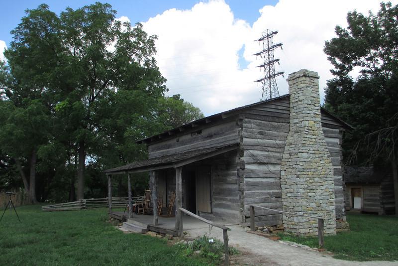 George Rogers Clark Cabin
