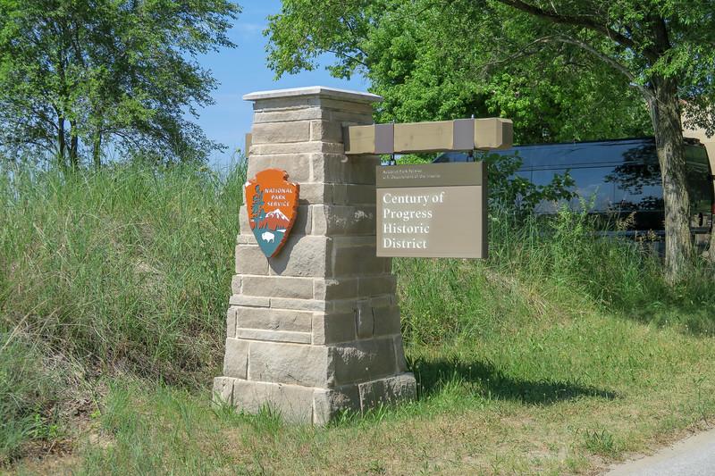 Century of Progress Historic District