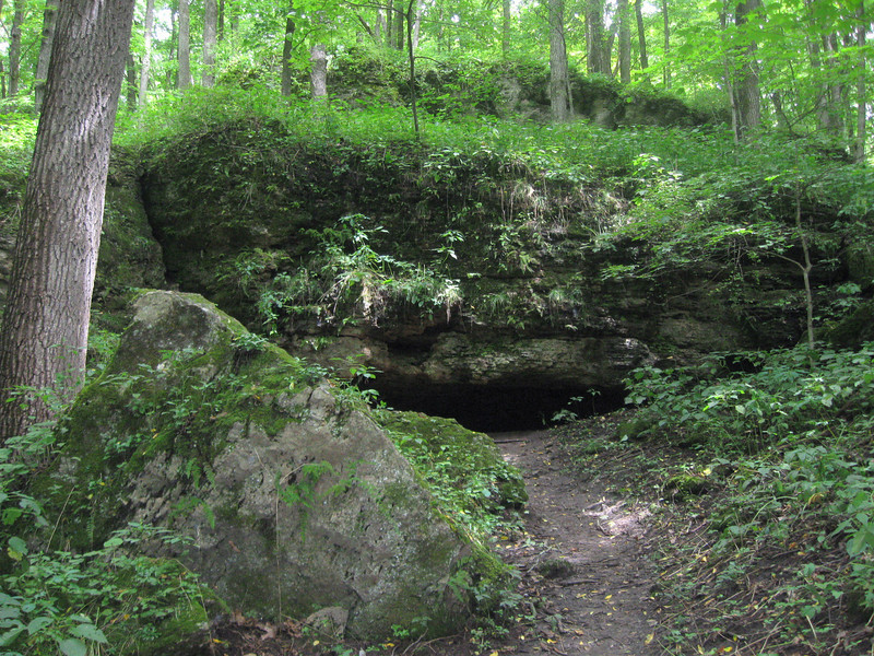Dugout Cave